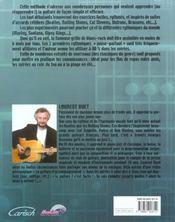 Je m'accompagne facilement à la guitare - 4ème de couverture - Format classique