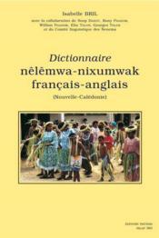 Dictionnaire Nelemwa-Nixumwak-Francais-Anglais - Couverture - Format classique