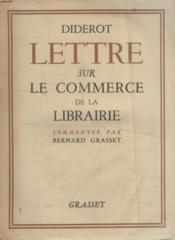 Lettre Sur Le Commerce De La Librairie. - Couverture - Format classique