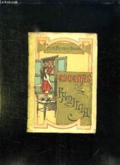 Escenas De Familia. Libro De Lectura. Texte En Espagnol. - Couverture - Format classique