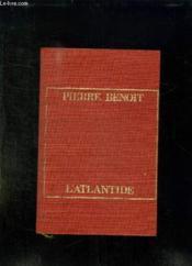 L Atlantide. - Couverture - Format classique