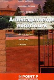 Point.P, Amenagements Exterieurs - Couverture - Format classique