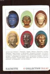 L'ANTIQUITE. L'ORIENT. LA GRECE ET ROME. 6e. - Couverture - Format classique
