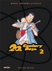 20th century boys - deluxe T.2 - Couverture - Format classique
