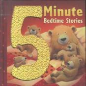 5 Minute Bedtime Stories - Couverture - Format classique