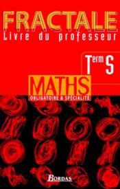 Maths terminale s 98 professeur - Couverture - Format classique