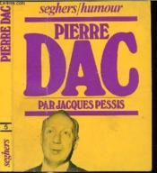 Pierre Dac - Collection Seghers/humour N°5 - Couverture - Format classique