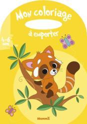 Panda roux ; 4/6 ans - Couverture - Format classique