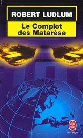 Le Complot Des Matarese - Intérieur - Format classique