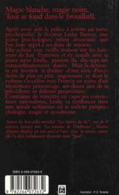 L'Adadgio Pour Une Ombre - 4ème de couverture - Format classique
