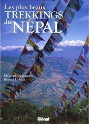 Les Plus Beaux Trekkings Du Nepal - Intérieur - Format classique
