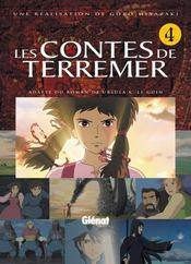 Les contes de terremer t.4 - Intérieur - Format classique