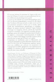 Géographie de la france - 4ème de couverture - Format classique