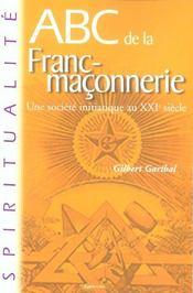 ABC de la franc-maçonnerie - Intérieur - Format classique
