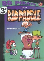 Kid Paddle t.7 ; waterminator - Intérieur - Format classique