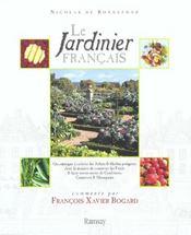 Le jardinier francais - Intérieur - Format classique
