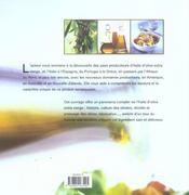 La Cuisine A L'Huile D'Olive - 4ème de couverture - Format classique