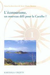 Ecotourisme, un nouveau defi pour la caraibe - Intérieur - Format classique