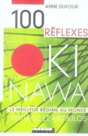 100 réflexes okinawa - Couverture - Format classique