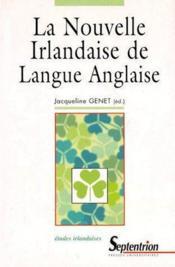 REVUE ETUDES IRLANDAISES ; la nouvelle irlandaise de langue anglaise - Couverture - Format classique
