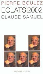 Éclats 2002 - Intérieur - Format classique