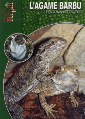 L'agame barbu - Couverture - Format classique