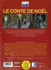 Le conte de Noël - 4ème de couverture - Format classique