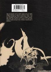 Eater t.3 - 4ème de couverture - Format classique