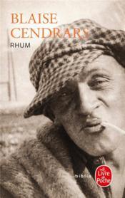Rhum - Couverture - Format classique