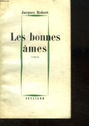 Les Bonnes Ames. - Couverture - Format classique