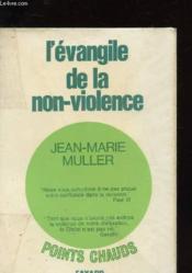 L'Evangile De La Non Violence - Couverture - Format classique