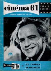 CINEMA 61 N° 60 - AGNES VARDA DE A à Z - Couverture - Format classique