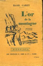 L'Or De La Montagne - Couverture - Format classique