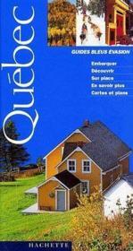 Quebec - Couverture - Format classique