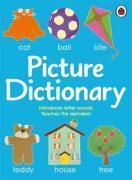 Picture Dictionary - Couverture - Format classique