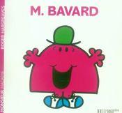 Monsieur Bavard - Intérieur - Format classique