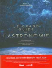 Le grand guide de l'astronomie (5e édition) - Couverture - Format classique
