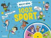 Quiz et défis 100% sport - Couverture - Format classique