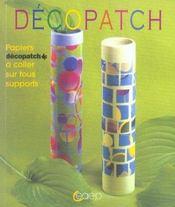 Decopatch - Intérieur - Format classique