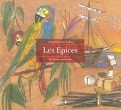 Carnets Gourmands - Les Epices - Intérieur - Format classique
