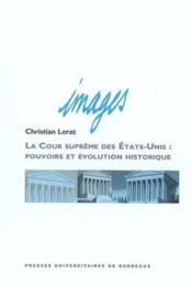 La Cour Supreme - Couverture - Format classique