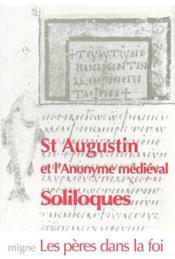 Soliloques - Couverture - Format classique