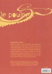 Le poulpe - tome 11 ouarzazate et mourir - 4ème de couverture - Format classique