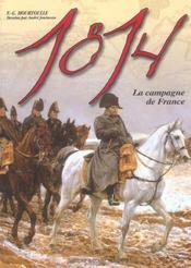 La campagne de France, 1814 - Intérieur - Format classique