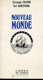 Nouveau Monde - Couverture - Format classique