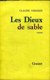 Les Dieux De Sable. - Couverture - Format classique