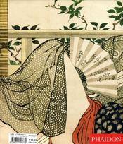Japonisme ; échanges culturels entre le japon et l'occident - 4ème de couverture - Format classique