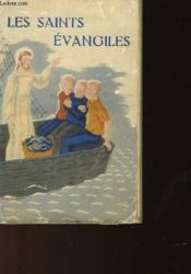 Les Saints Evangiles - Couverture - Format classique