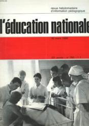 L'Education Nationale N°783 - Couverture - Format classique