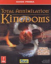 Total Annihilation Kingdoms - Couverture - Format classique